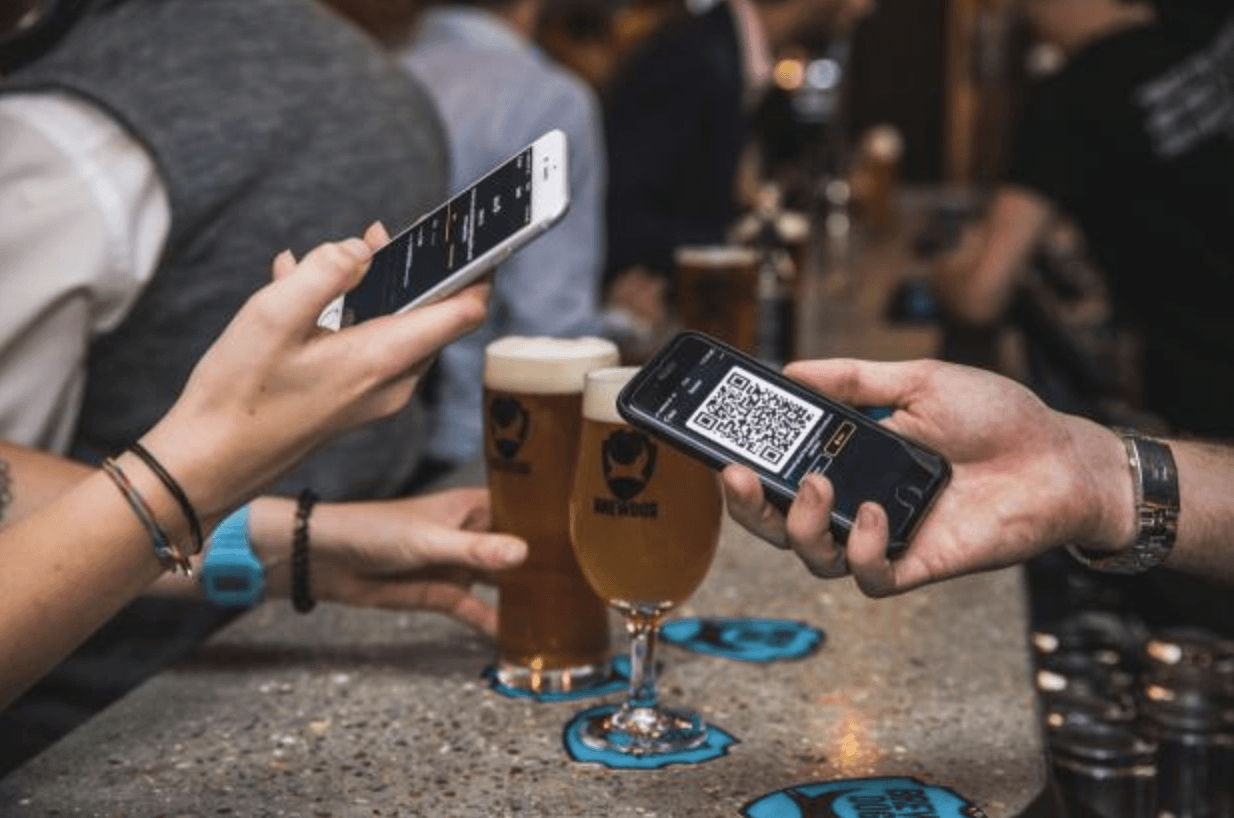 Now you can buy beer with crypto, thanks to CoinGeek and friends