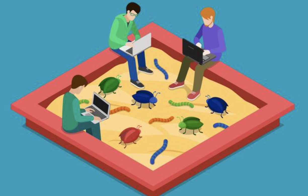 How to play in a (regulatory) sandbox